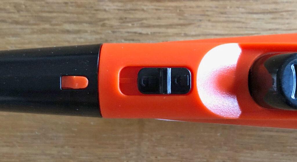 イワタニ ガスマッチ G-MA-STC 安全ロックスイッチ
